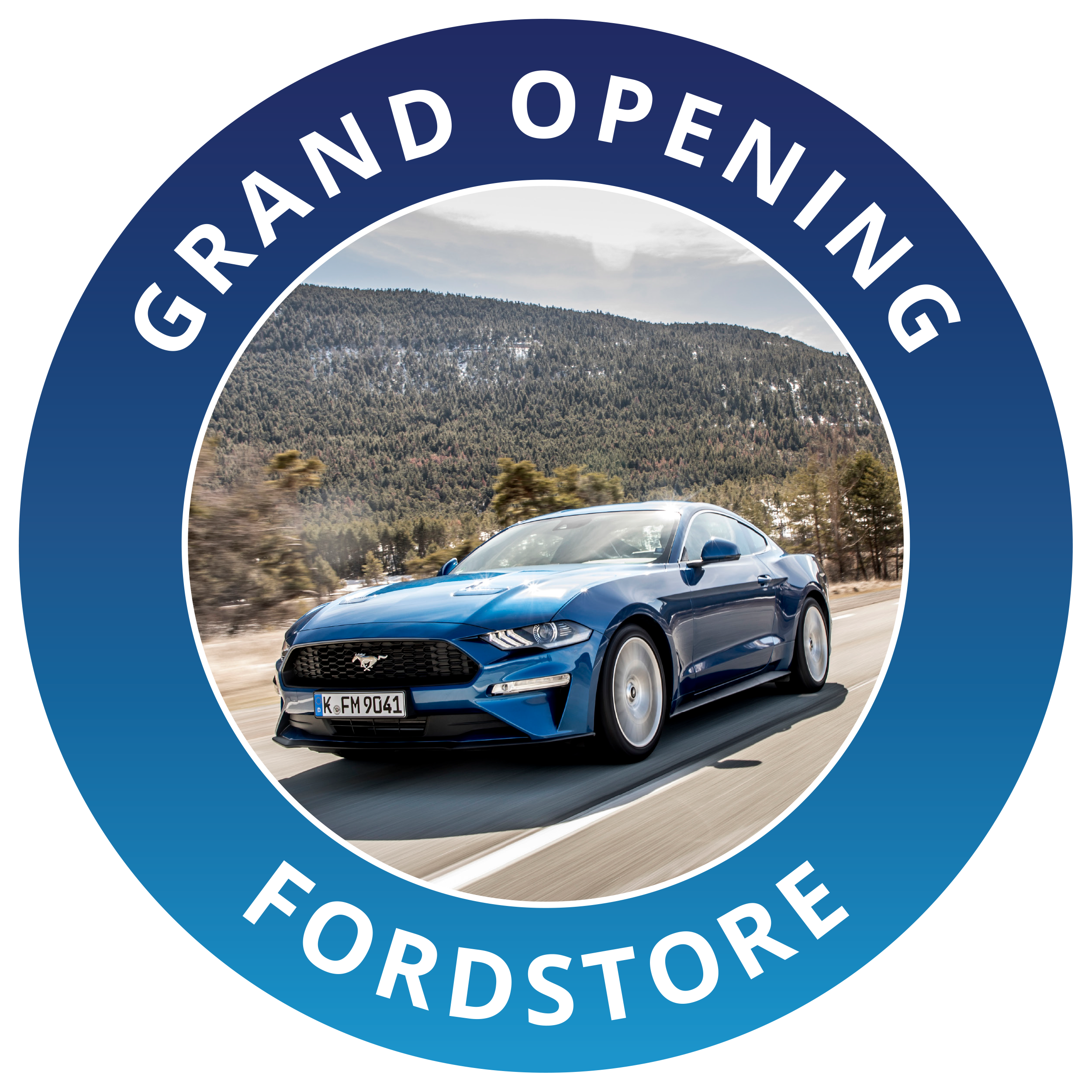 Grand Opening Fordstore Haninge 5-7 april